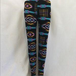 5 for $25   Tribal Print Soft Comfy Leggings Boho